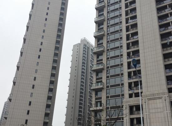 江苏环宇外墙涂装工程