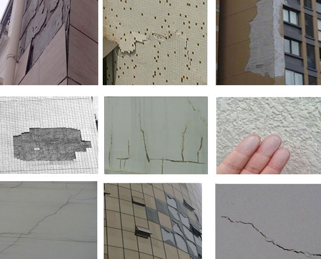 外墙涂料翻新分析