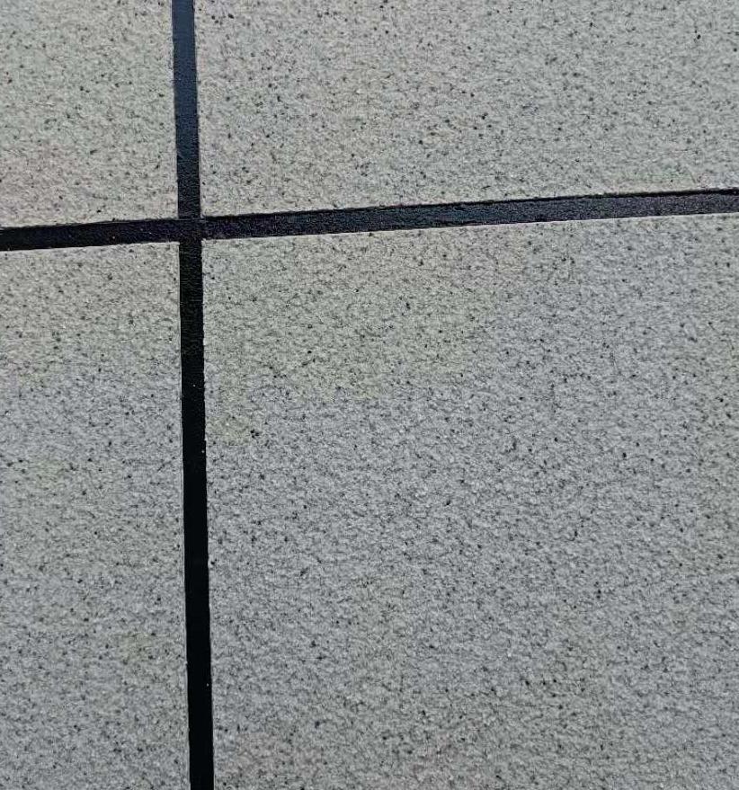 中山新工地---真石漆施工开工了